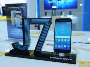 Thời trang Hi-tech - Galaxy J7 Pro tạo sức hút đặc biệt ngay trong ngày đầu mở bán