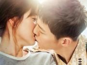 Clip: Song Hye Kyo được chồng trẻ tranh thủ tỏ tình lúc đóng phim