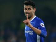 Tin HOT bóng đá tối 7/7: Costa đã chào tạm biệt Chelsea