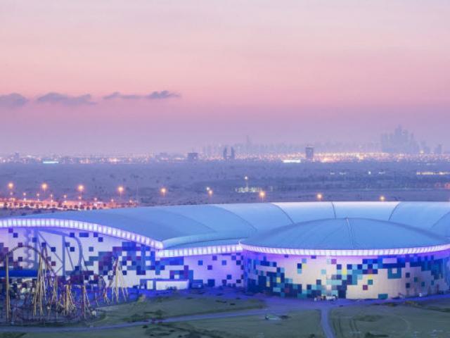 """""""Choáng"""" với trò chơi cảm giác mạnh vô cùng đáng sợ ở Dubai - 11"""