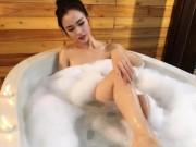 Ca nhạc - MTV - Mỹ nhân Việt khoe ảnh nude trong bồn tắm: Sự thật ngã ngửa