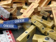 Thị trường - Tiêu dùng - Bộ Tài chính đề xuất thí điểm xuất khẩu thuốc lá ngoại nhập lậu