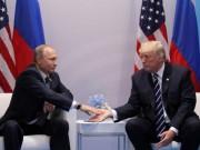 Thế giới - Trump và Putin lần đầu gặp mặt: Lâu gấp 4 lần dự kiến