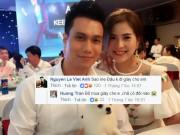 """Ca nhạc - MTV - Sau vụ thả thính, Việt Anh Người phán xử """"yêu lại từ đầu"""" vợ hai xinh đẹp"""