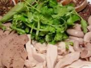 Sức khỏe đời sống - Những ai tuyệt đối không được ăn nội tạng động vật?