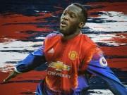 """Bóng đá - MU xác nhận thỏa thuận xong """"bom tấn"""" Lukaku, Chelsea mất triệu bảng"""