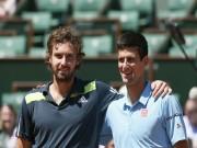 """Chi tiết Djokovic - Gulbis: Đi tiếp sau màn  """" đấu súng """"   (Vòng 3 Wimbledon) (KT)"""