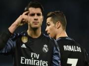 Bóng đá - Morata: Con rối đáng thương trong cuộc chiến MU - Real
