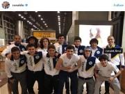 Tin HOT bóng đá tối 8/7: Con Ro béo lên tuyển trẻ Brazil
