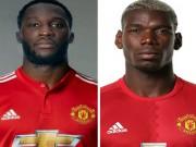 """Bóng đá - MU có Lukaku - Pogba: """"Song quỷ"""" mới của Jose Mourinho"""