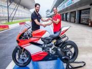 Thế giới xe - Ducati 1299 Superleggera giá gần 4 tỷ đồng vừa có chủ
