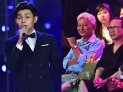 Ca nhạc - MTV - Bố Jun (365) khóc khi con trai hóa thân thành ca sĩ đồng tính