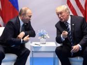 """Thế giới - Putin nói về """"con người thật"""" của Tổng thống Mỹ Trump"""