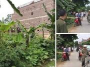 Bắc Giang: Hai bố con tử vong dưới bể biogas