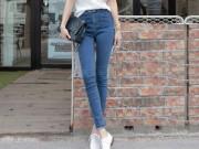Béo ú hay gầy đét, nhớ điều này bạn sẽ chọn được quần jean ưng ý