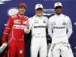 """BXH đua xe F1 - Austrian GP: 1 chọi 2, Vettel vẫn  """" cân bản đồ """""""