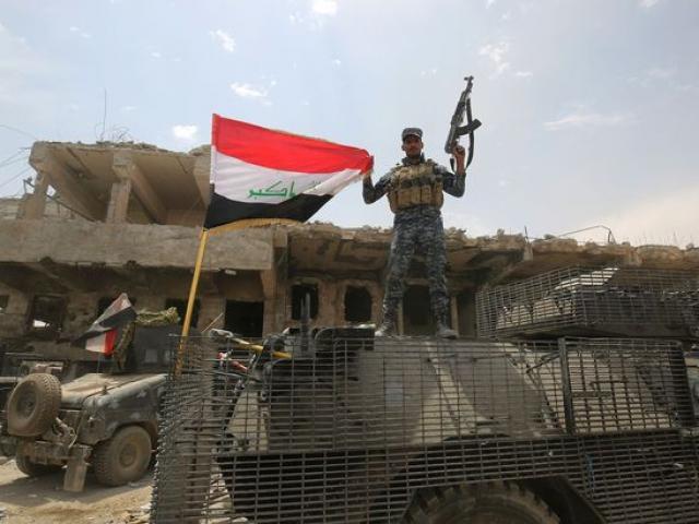 Iraq tuyên bố giải phóng thành trì quan trọng nhất của IS