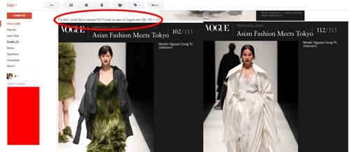 1,7 triệu người thích Rihanna mặc váy của Công Trí - 2