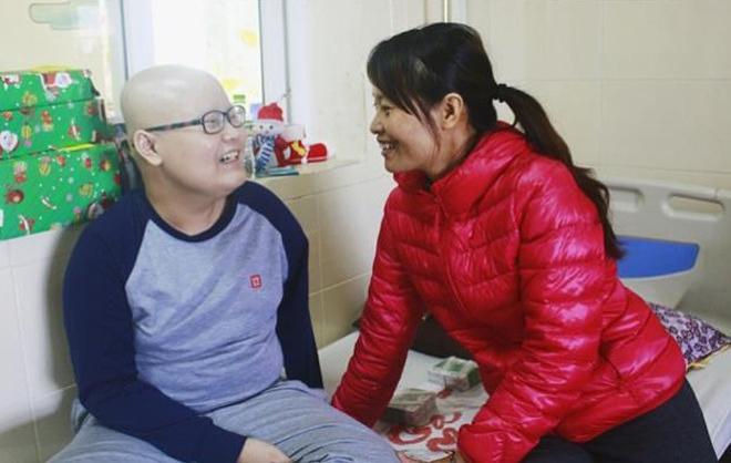 Hành trình nuôi dưỡng ước mơ của cậu bé bị ung thư xương di căn - 1