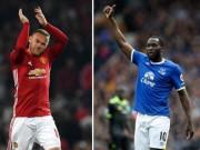 """Bóng đá - Rooney rời MU: """"Bom tấn"""" Lukaku có """"mặc vừa"""" áo số 10?"""