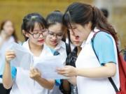 Giáo dục - du học - Điểm chuẩn trường top đầu ra sao?