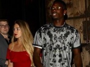 """Bóng đá - """"Bom tấn"""" MU 5.400 tỷ đồng: Pogba bỏ rơi Lukaku, hẹn hò gái lạ"""