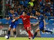 Bóng đá - Ngại U-22 Việt Nam, Thái Lan tính đường dài