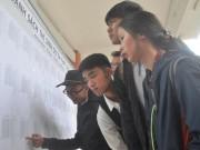 Giáo dục - du học - Dự báo điểm chuẩn sẽ có nhiều biến động