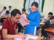 Giáo dục - du học - Mất cơ hội xét tuyển đại học vì nghĩ thi điểm thấp?