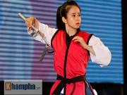 Thể thao - SEA Games: Chủ nhà chơi khó, taekwondo VN vẫn giữ lửa
