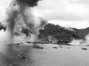 Thế giới - Kế hoạch của Mỹ đánh bom hạt nhân đội tàu chiến Nhật Bản