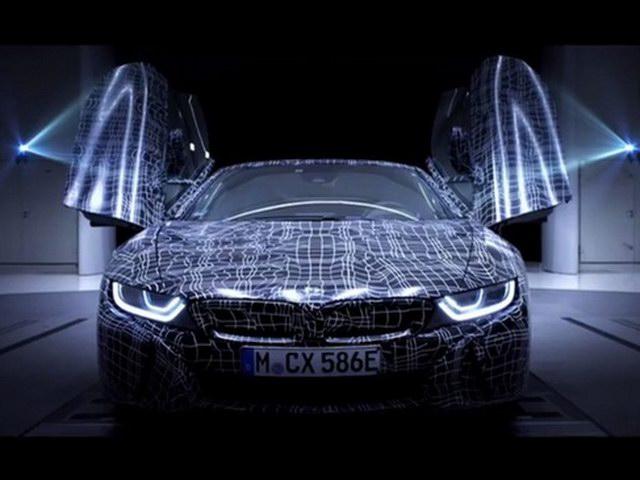 Siêu xe BMW i8 mui trần hoàn toàn mới sắp xuất hiện - 1
