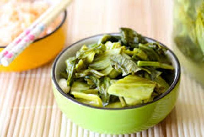 Những món ăn có thể gây ung thư đường tiêu hoá - 1