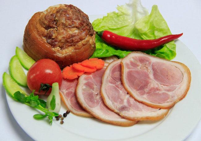 Những món ăn có thể gây ung thư đường tiêu hoá - 2