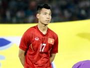 """Hậu vệ  """" dội bom """"  Văn Thanh: Gác giấc mơ Europa League, săn HCV SEA Games"""