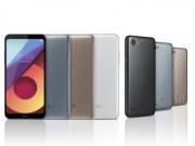 Thời trang Hi-tech - CHÍNH THỨC: LG Q6 ra mắt với 3 tùy chọn, cấu hình tầm trung