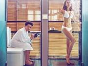Ca nhạc - MTV - Cô vợ Hoa hậu nóng bỏng của tài tử vừa lùn vừa xấu trai nhất Hong Kong