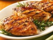 Cách chế biến lườn gà giảm cân hiệu quả mà vẫn thơm ngon, bổ dưỡng