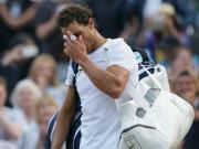 Nadal tự thua Wimbledon: Bi kịch và sự thất vọng bí hiểm