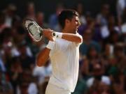 Djokovic - Mannarino: Set 2 vất vả (Vòng 4 Wimbledon)
