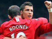 """Rooney - Huyền thoại dang dở MU:  """" Vết đen """"  của sự hy sinh thầm lặng"""