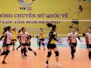 ĐT Việt Nam - Suwon: Tự làm khó mình (bóng chuyền VTV Cup)