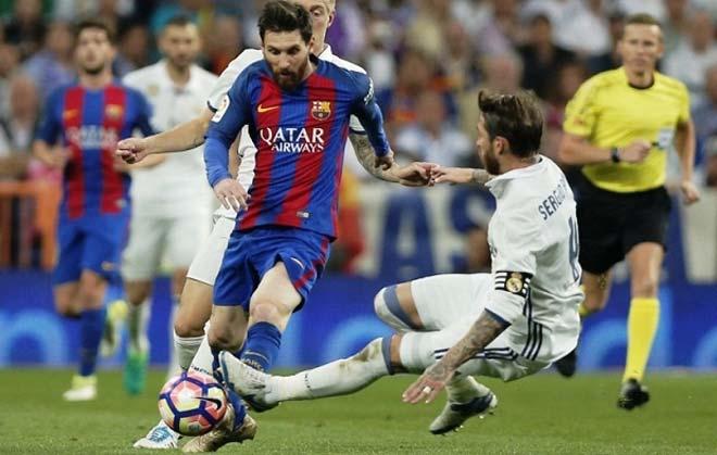 Messi không bao giờ ăn vạ: Cái giá của trái tim dũng cảm