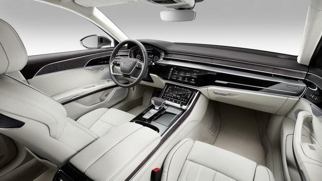 Audi A8 2018 hoàn toàn mới có giá từ 2,3 tỷ đồng - 3