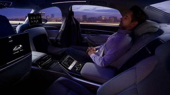 Audi A8 2018 hoàn toàn mới có giá từ 2,3 tỷ đồng - 6