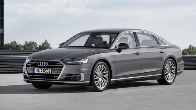 Audi A8 2018 hoàn toàn mới có giá từ 2,3 tỷ đồng - 7