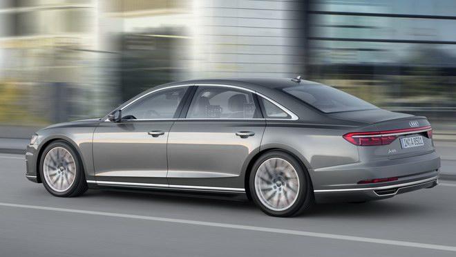 Audi A8 2018 hoàn toàn mới có giá từ 2,3 tỷ đồng - 8