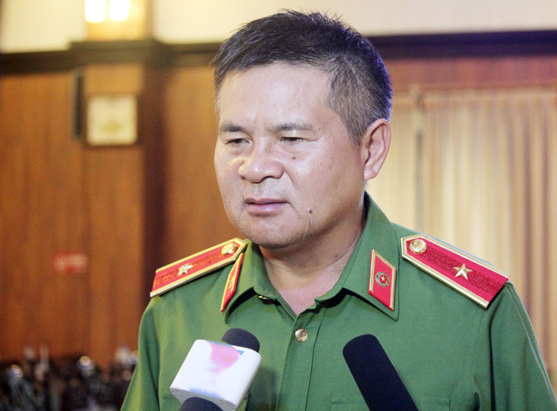 """Thiếu tướng Hồ Sỹ Tiến nói gì về thông tin """"bắt cóc trẻ em lấy nội tạng""""? - 1"""