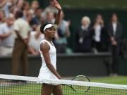 """Venus Williams - Ostapenko: Choáng với  """" lão bà """"  (Tứ kết Wimbledon)"""
