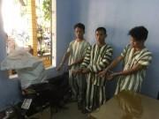 An ninh Xã hội - Bắt nhóm trộm xe ở Huế tiêu thụ ở Đà Nẵng